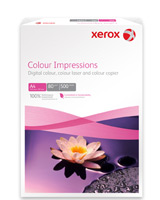 Colour Impressions Gloss LG 348x498mm 130g/m2 495L01754